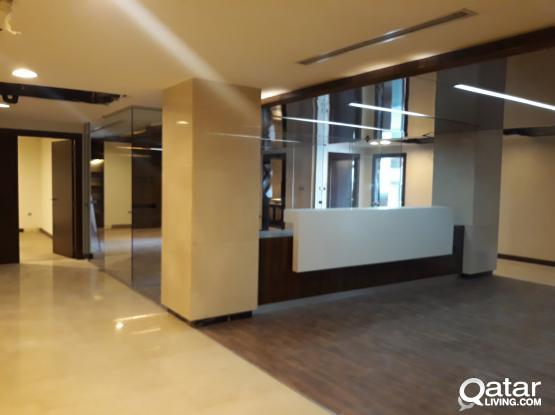 460 Sqm Luxurious Partitioned Office in Salwa Road