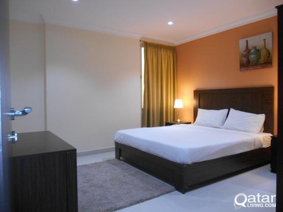 Brand New 1 Bedroom Flat in Abdel Aziz!!