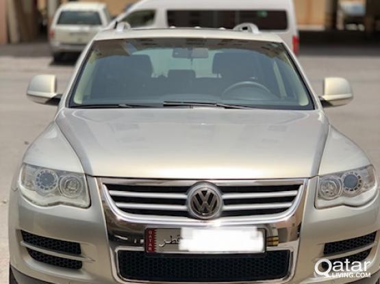 Volkswagen Touareg SE 2008