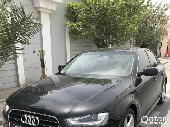 Audi A4 2.0 T 2014