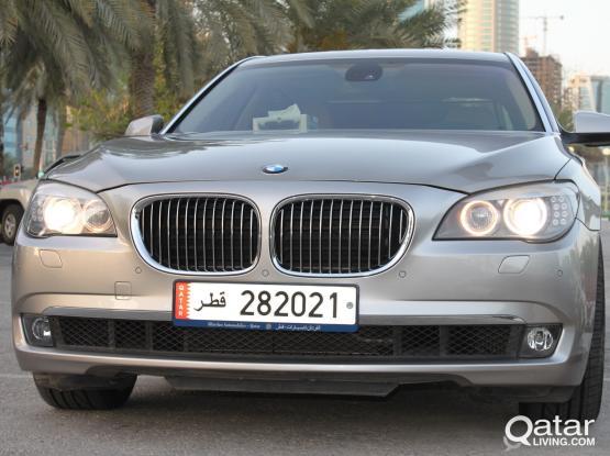 BMW 7-Series 750 Li 2009