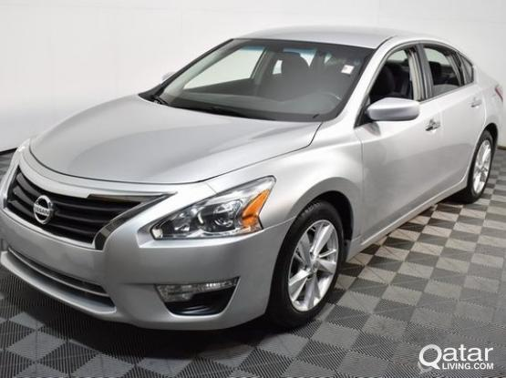 Discount on Nissan Altima & Toyota Camry For Rent.