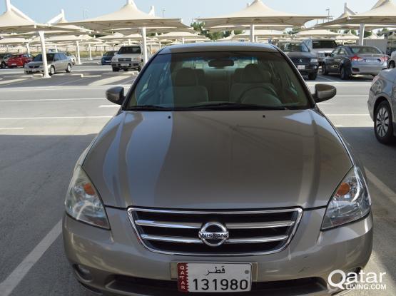 Nissan Altima 2.5 SV 2007
