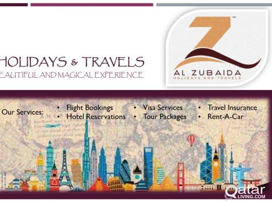 Al Zubaida Holidays & Travels