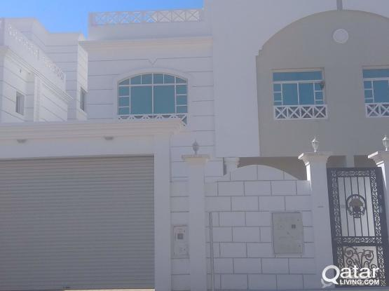 SPACIOUS VILLA PORTION 2 BHK AVAILABLE AT AL THUMAMA (CLOSE TO GULF DRIVING SCHOOL)