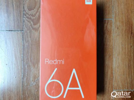 Redmi 6a Black Brand New - Dual Sim