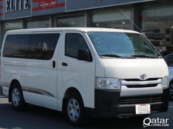 Toyota Hi-Ace 2015