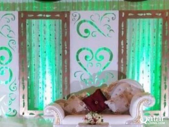 Wedding booking started...