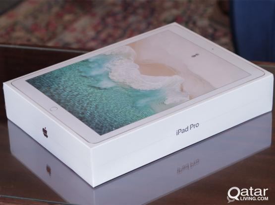 I Pad pro 10.5 inches... 256GB..WiFi only..Box not yet opened(brand new)..silver colour