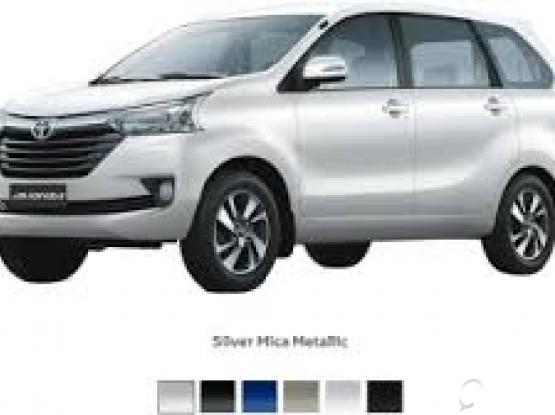 BIG & best  OFFER !!  county rent a car provides best offer for the toyota avanza for one month 1899