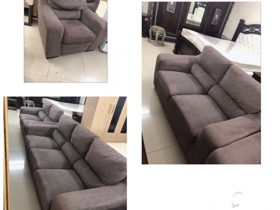 For sell sofa set 3+2+1 Excellent condition