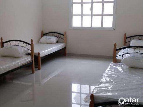 Bed Space Available in Fereej Abdul Aziz, Doha