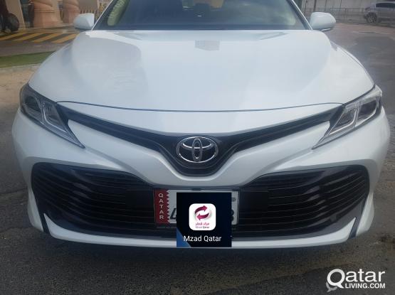 Toyota Camry Standard 2019