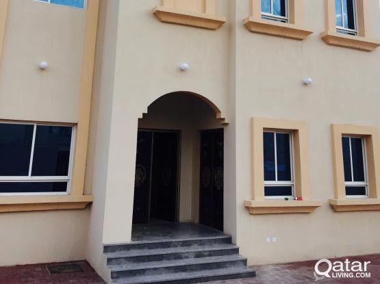 8 bhk staff villa for rent at al khor qatar
