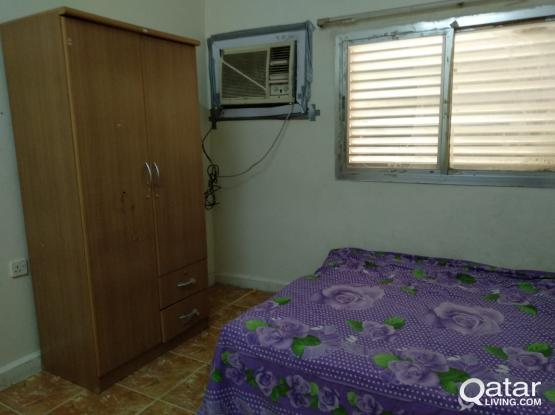Fully Furnished Bedroom with separate Bathroom from 01 June19