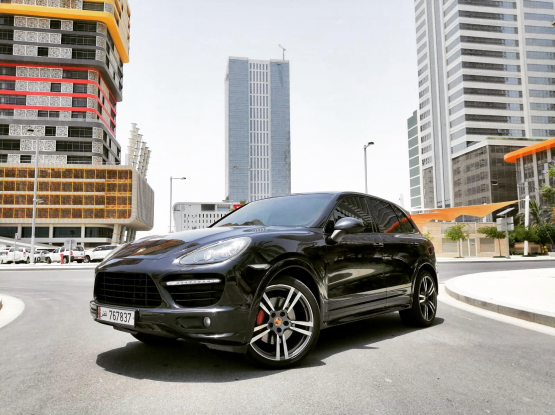 Porsche Cayenne 2014