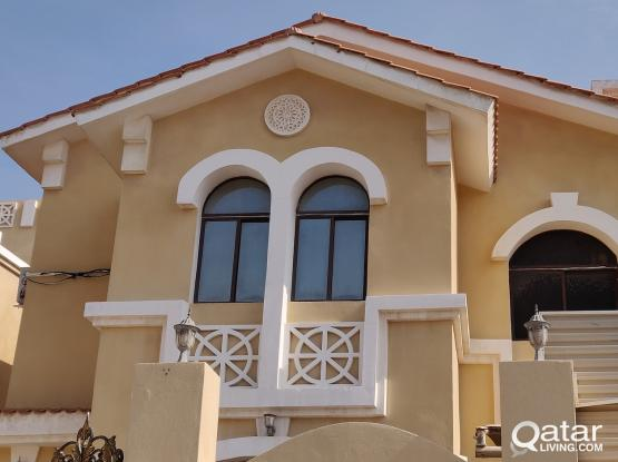 SPACIOUS VILLA PORTION 1 BHK AVAILABLE AT ABU HAMOUR (CLOSE TO HALOUL ROUNDABOUT)