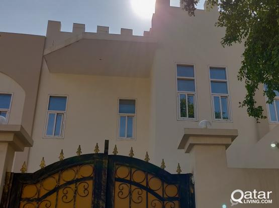 VILLA PORTION 2 BHK AVAILABLE AT BU HAMOUR (VERY NEAR TO HALOUL ROUNDABOUT)