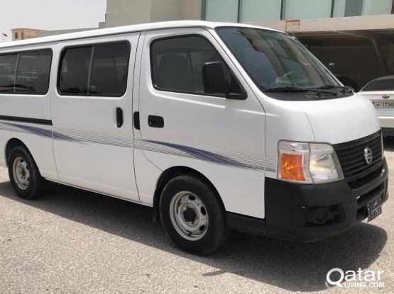 Nissan Urvan 2013