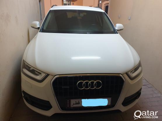 Audi Q3 2.0 T 2014
