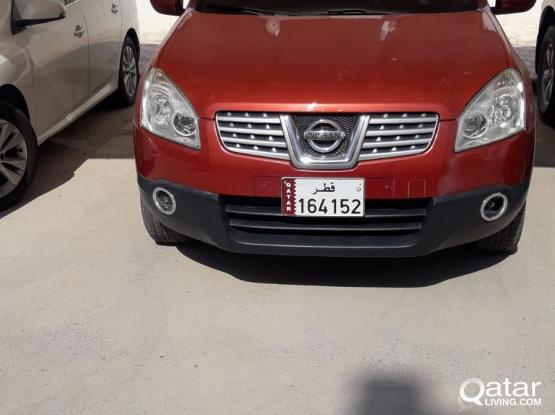 Nissan Qashqai SE 2009