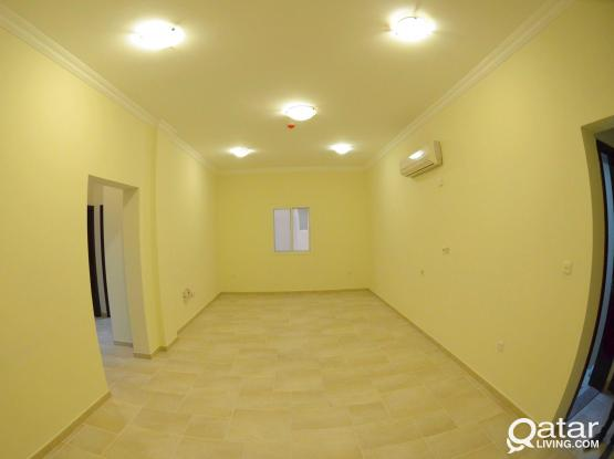 UPGRADED UNFURNISHED 3 BHK APARTMENTS AT MOST DESIRABLE AREA AL NASR !