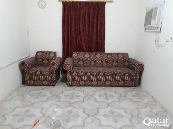 Family room available in alkhor for 2 month
