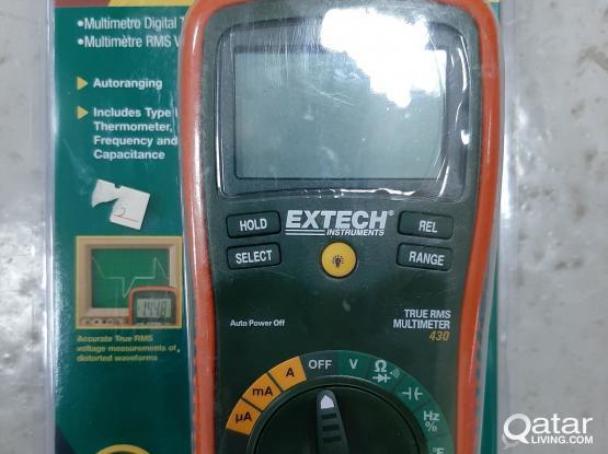 Multimeter Extech-NEW- EXTECH EX400