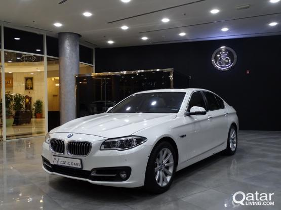 BMW 5-Series 535 i 2014