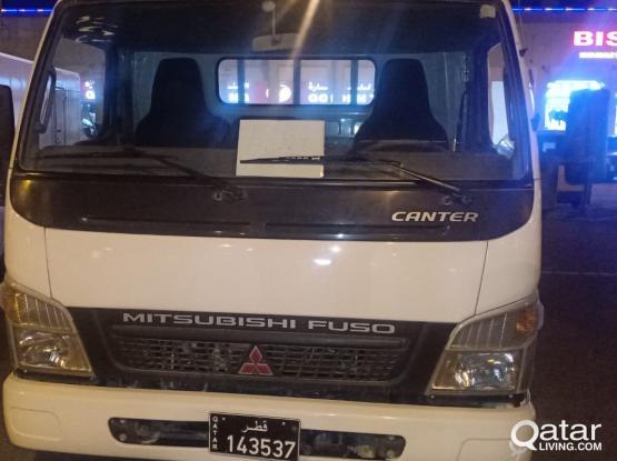 Mitsubishi Fuso Canter 2014