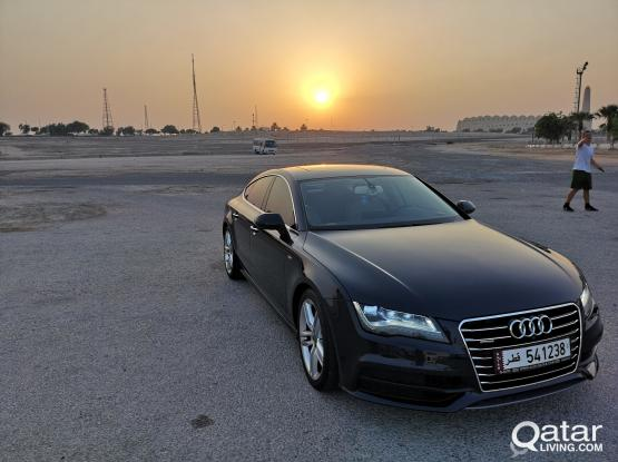 Audi A7 3.0 S-Line 2013