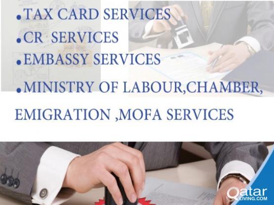 ATTESTATION & GENERAL SERVICES