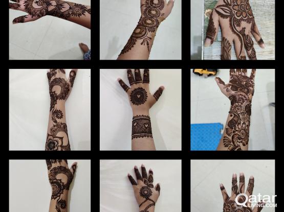 Henna Home Service