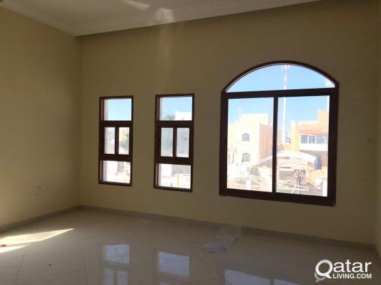 7 bhk family villa for rent @al khor-qatar