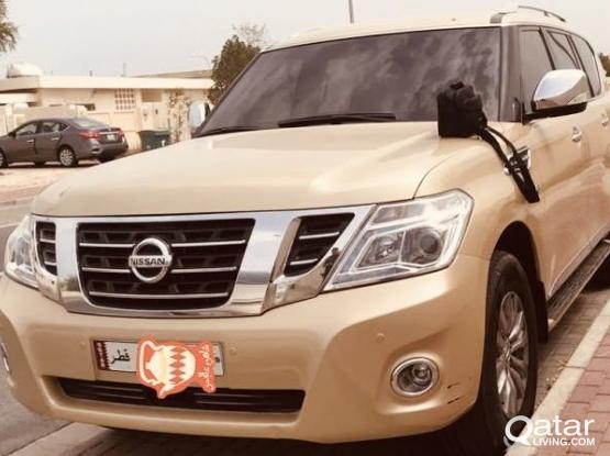Nissan Patrol Standard 2013