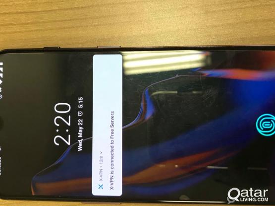 Oneplus 6T as new with 10 months warranty