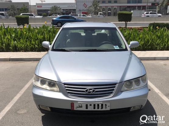 Hyundai Azera 2006