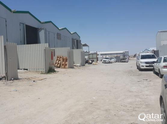 (free 15 days).STORE/WAREHOUSE FOR RENT near Muaither south street