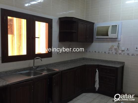 8*6 bhk  villa compound for staffs at al khor qatar