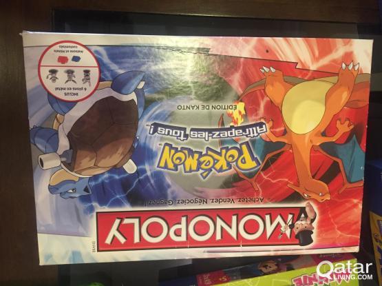 Monopoly Pokémon special edition