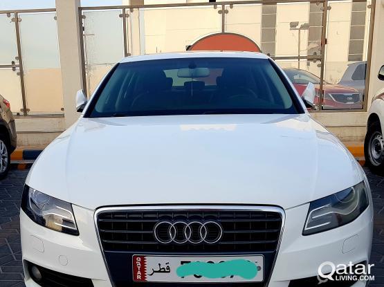 Audi A4 2.0 T 2010