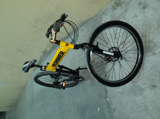 Originally Hummer Bike 26 Inches Fold able