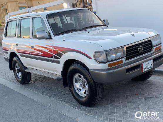 Toyota Land Cruiser Standard 1997
