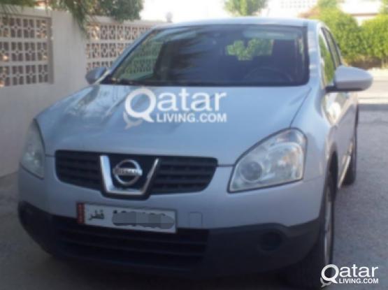 Nissan Qashqai SE 2008
