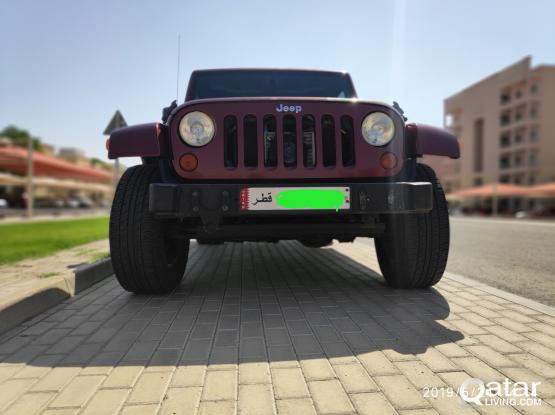 Jeep Wrangler  2008