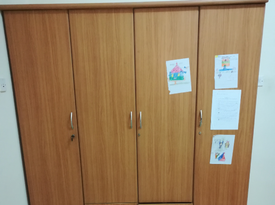 4 Door Cupboard For Sale