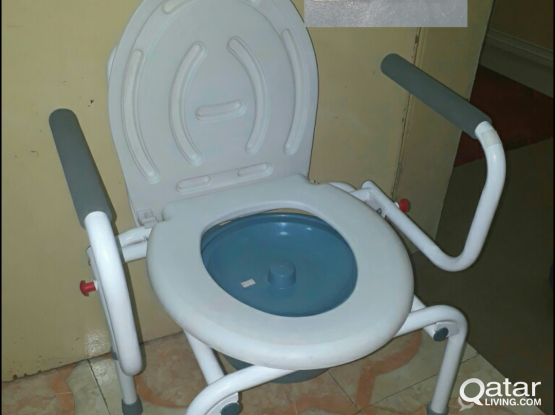 Toilet chairs