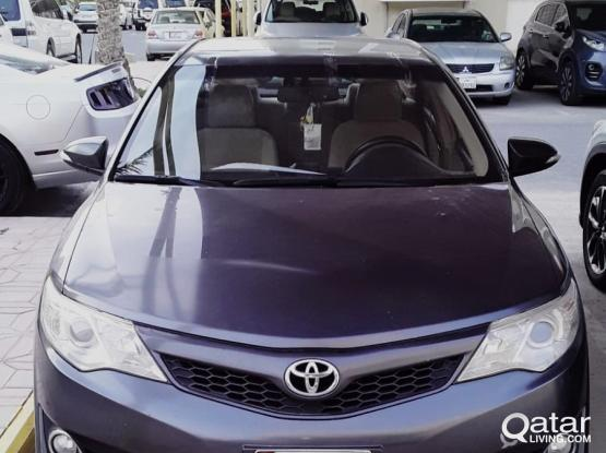 Toyota Camry GLX 2012