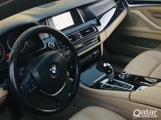 BMW 5-Series 520 i 2015