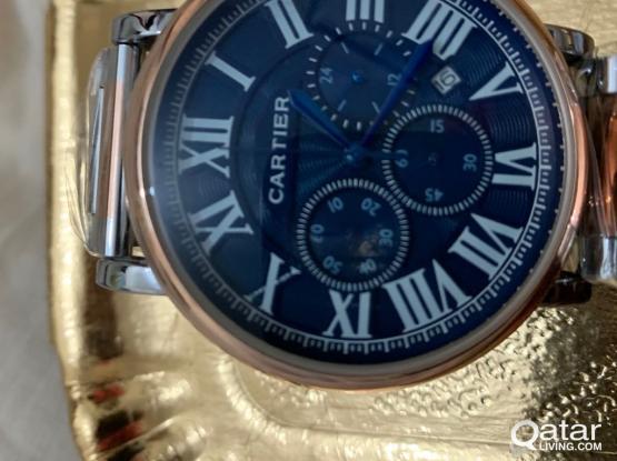 Cartier watch super Lux AAA